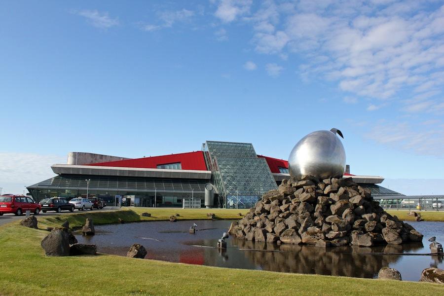 Aeropuerto de Keflavik