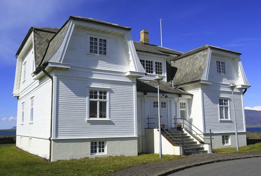 Patrimonio de Islandia
