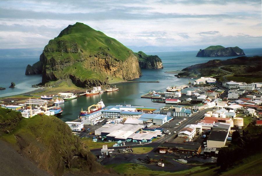 Las Islas Vestmann