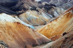 Landa, en el centro sur de Islandia es la zona más querida por los senderistas.