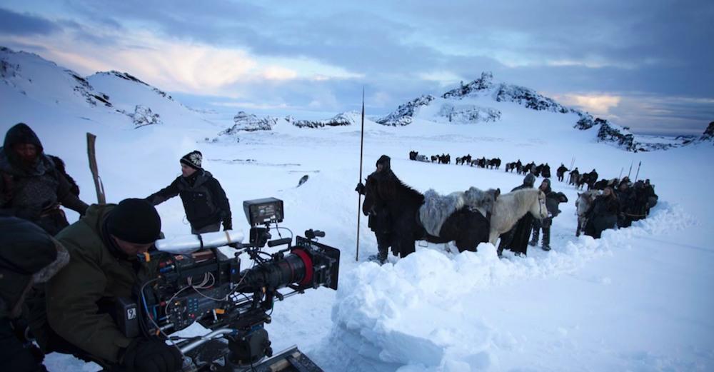 Excursión por la Islandia de Juego de Tronos. Podrán HBO.