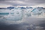 Lago glaciar de Jokulsarlon