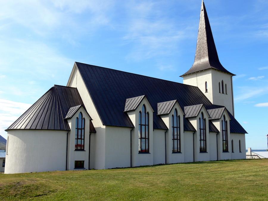 Iglesia de Borgarnes