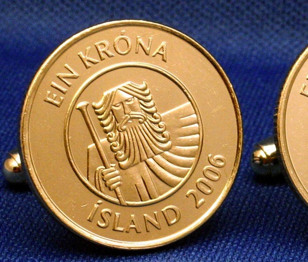 La corona islandesa ISk.