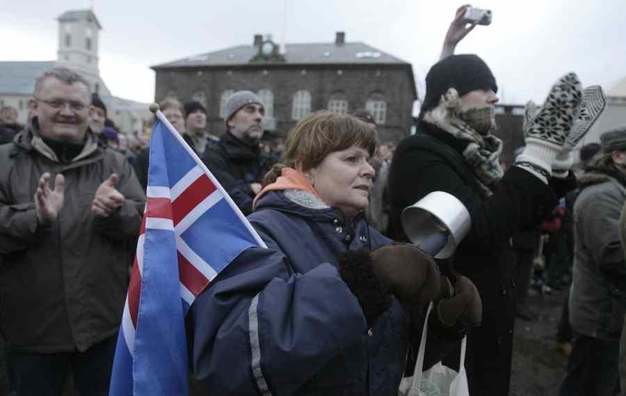 La crisis en Islandia