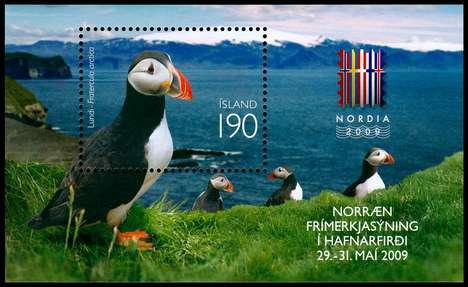 En Islandia la Filatelia es bastante interesante. Gracias a los sellos podemos conocer muchos aspectos de la realidad islandesa.