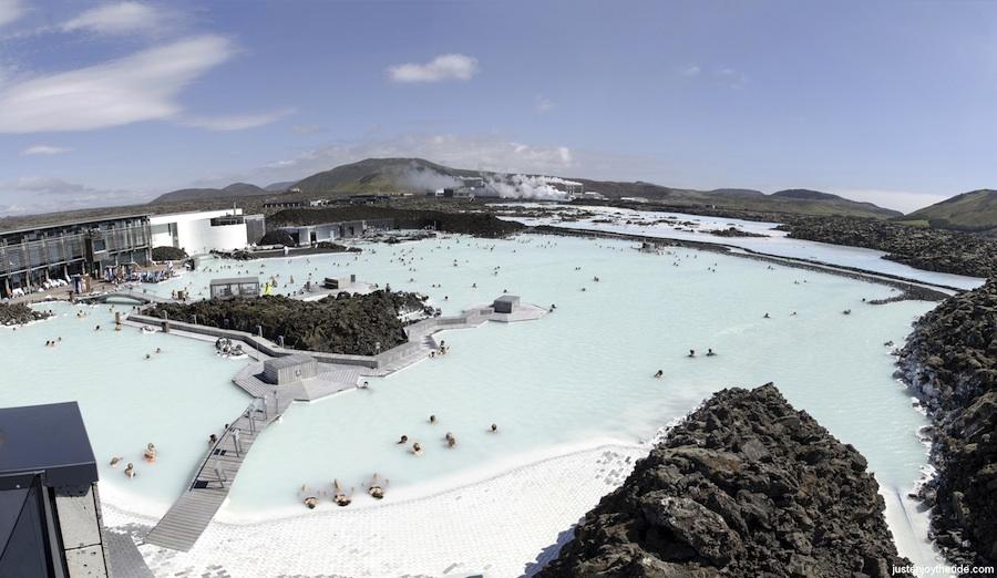 Vacaciones termales en Islandia