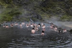 El termalismo, tradición islandesa.