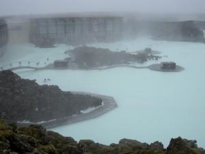 El centro termal del Blue Lagoon será un espectáculo increible para quienes no conocen el termalismo.