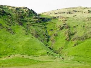 Paisajes de Islandia. Foto de Aaron Alden.
