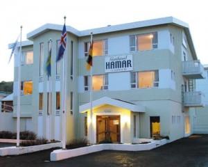 Hotel de las Vestmann.