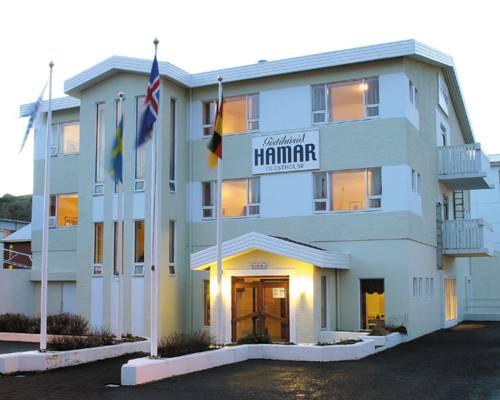 Hoteles en las islas Vestmann