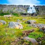 Cascadas en Islandia