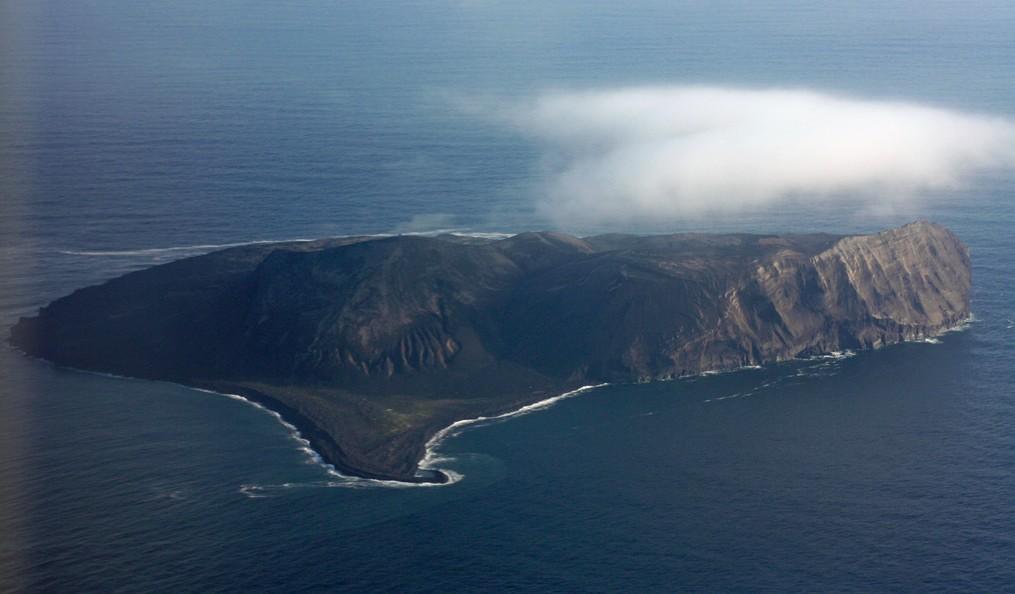 La Isla de Surtsey