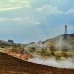 Faro de Reykjanes, historia y naturaleza