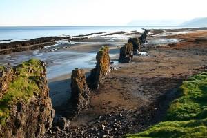 Fiordos del Oeste (Vestfjörd) en Islandia. Un paraiso solitario.