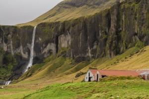 Kirkjubaejarklaustur, un lugar de repose en mitad de los grandes espacios islandeses.