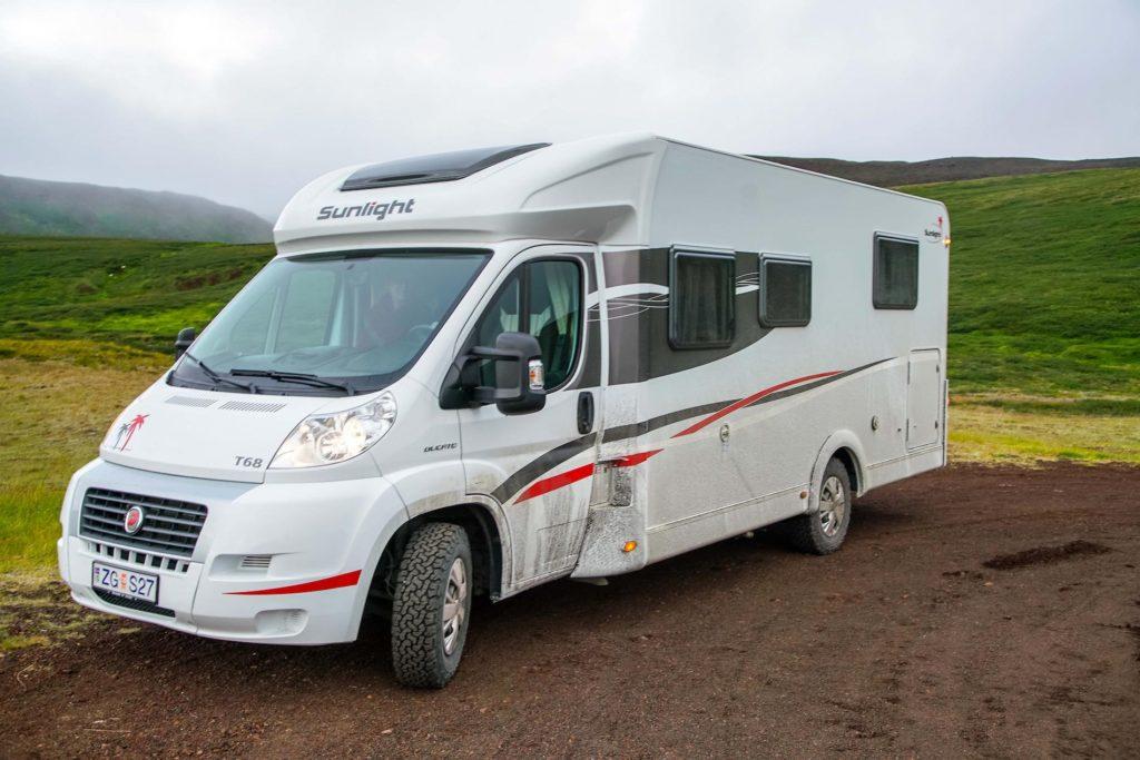 Alquiler de Autocaravana en Islandia