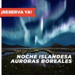 Excursión Auroras Boreales en el lago Myvatn
