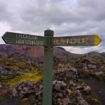 Trekking de Laugavegur / Laugavegurinn