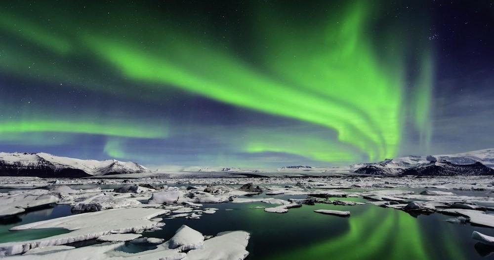 Excursión Auroras boreales en Islandia