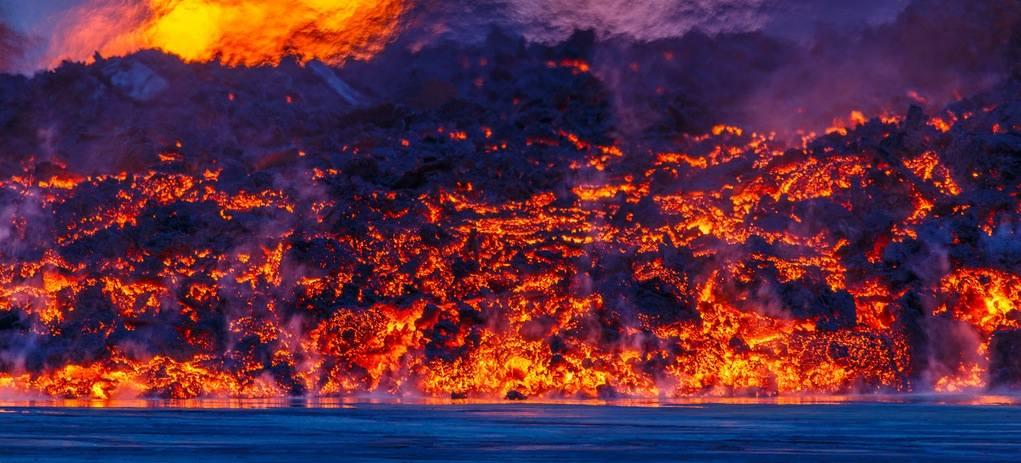 El volcán Askja, excursiones posibles de nuevo.