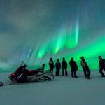 Excursiones en moto de nieve en Islandia
